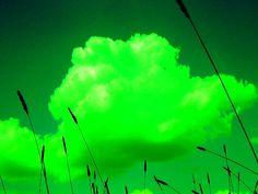 Wolke mit Farbe 30