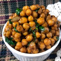 Weekly Meal Plan: Easy Plant-Based Chickpea Recipes! - One Green PlanetOne Green Planet