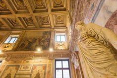Sala di Manto - Palazzo Ducale di Mantova.