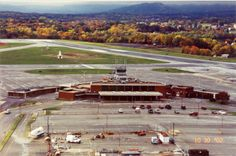 #TBT The former airport terminal 2002