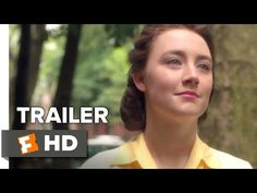 Brooklyn Official Trailer #1 (2015) - Saoirse Ronan, Domhnall Gleeson- these actors are spectacular