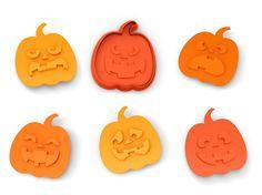 Halloween cookie stamps! #Halloween