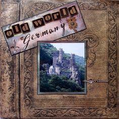 Old World Germany - Scrapbook.com