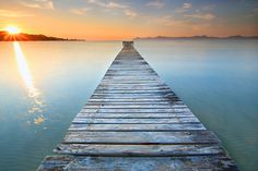 I've walked on this Pier... I will go back there soon - it was a great family holiday. Alcudia, Spain