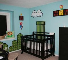 Nerdy Nurseries. Mario, Star Wars, Chemistry, Math... New on Disney Baby | Nerdy Nurserys. From Mario, to Star Wars, to Chemistry and more... http://www.disneybaby.com/blog/nerdy-nursery-inspiration-see-it-do-it/