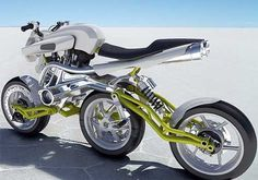 Motorcycle Concept: