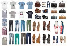 mango moda hombre nueva coleccion primavera 2013 ropa Versión masculina de Mango: 080 Barcelona Fashion
