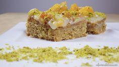 """Torta allo zenzero e canditi - Nome d'arte: """"La salute vien mangiando""""  Ritrova la ricetta qui: http://www.colazionedafrenca.com/ricette/torta-allo-zenzero-e-canditi/"""