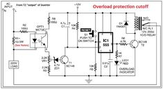 Build a 250 to 5000 watts PWM DC/AC 220V Power Inverter                                                This is my schematic design of a Pu...
