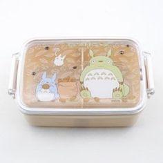 Totoro Bento Box :3 30 Birthday Gifts, 30th Birthday, Kid Lunches, Bento Box Lunch, Chopsticks, Totoro, Ghibli, Geeks, Geek Stuff