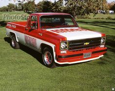 Chevy Pace Truck