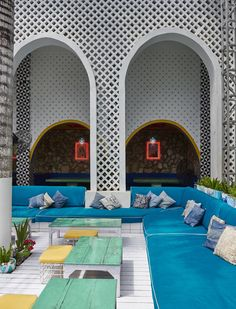 Bali is treated to a taste of the Latin American life at the show-stopping Motel Mexico...  http://www.we-heart.com/2015/04/08/motel-mexicola-bali-seminyak/