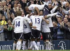 Kyle Walker's stunning free-kick sealed a 2-0 win for Tottenham Hotspur over relegation-threatened Blackburn Rovers as they returned to the top four of the Premier League at White Hart Lane.