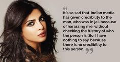 Priyanka Chopra Finally Addresses Claims That She Tried to Commit Suicide Thrice