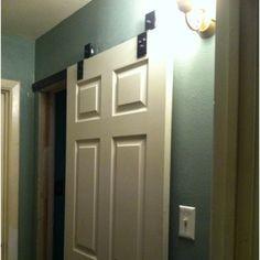 Fine Looking Barn Style Sliding Door