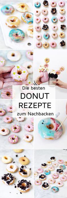 Dein Donut eBook mit den leckersten & einfachsten Donut Rezepten!