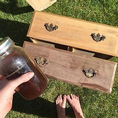 pacemade | DIY Wood Stain
