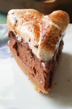 S'more Cheesecake.... Oh my!!!