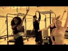 Tracy Anderson 45min cardio Part 3/3