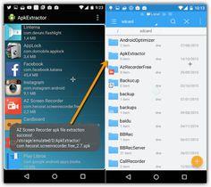 3 Pasos: Extraer el archivo APK de una aplicación ANDROID #samsung #Android #iphone