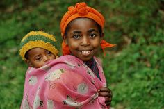 Africa - Ethiopia / Dorzekids by RURO photography, via Flickr
