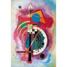 Kandinsky : Hommage à Grohmann 12 pcs 22€