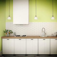 Viste tu cocina de color con buades for Buades griferia