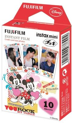 Fujifilm Instax Mini Film Disney MICKEY & Friends Fujifilm,http://www.amazon.com/dp/B00GAOQKWC/ref=cm_sw_r_pi_dp_iQRatb1CAQSMWHHC