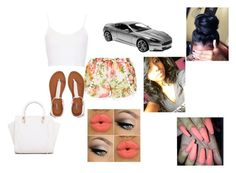 """""""going to bahja-zonnique"""" by shoeqveen ❤ liked on Polyvore featuring Parisian, Aéropostale, Topshop and A.B.Gee"""