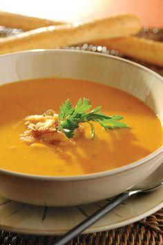 Altamente nutritiva por los componentes de la papaya y un ligero toque de picante.