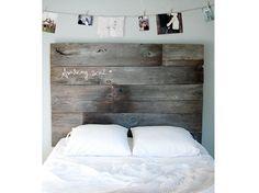 1000 id es sur lit industriel sur pinterest lits murs de briques et chambres - Tete de lit style industriel ...