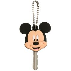 MICKEY MOUSE KEY CAP. - KEYCHAINS - ACCESSORIES