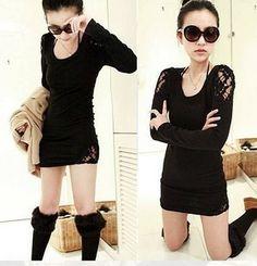 2012New Summer South Korean sexy fashionable woman's T-shirt dress Ring1861-7