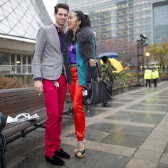 Toronto Fashion Week #style #design