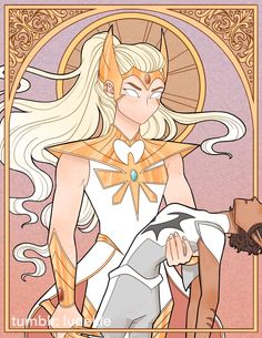 Lesbian Art, She Ra Princess Of Power, Cute Gay, Character Development, New Art, Just In Case, Pop Culture, Netflix, Cool Pictures