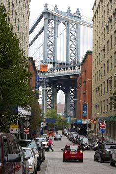 Manhattan Bridge, DUMBO, NYC