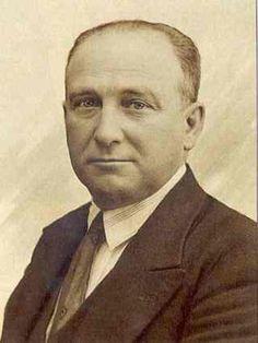 El jefe de los socialistas radicales y presidente de España, Francisco Largo Caballero (1869-1946; 1936-1937)