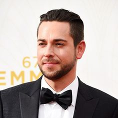 Zachary Levi - 2015 Emmy Awards Red Carpet #zacharylevi #emmyawards #redcarpet