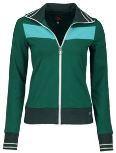 King Louie, Sporty Chic, Green Jacket, Spring Summer, Skirts, Cotton, Jackets, Clothes, Tops