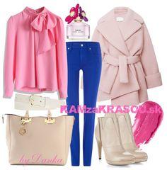 Ružová blúzka - KAMzaKRÁSOU.sk #kamzakrasou #sexi #love #jeans #clothes #coat #shoes #fashion #style #outfit #heels #bags #treasure #blouses #dress