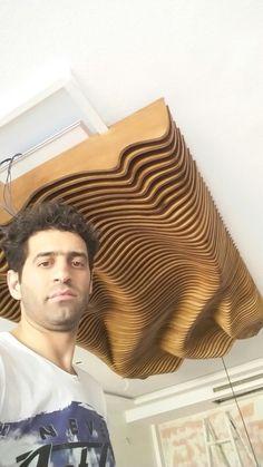 Niyavaran project Persiancncart 00989195668818 Ali tahmasvand Parametric Architecture, Parametric Design, Architecture Design, Rome Architecture, Dream Home Design, House Design, Plafond Design, Patio Flooring, Acoustic Panels