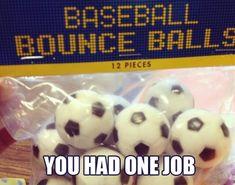 hilarious socce memes | You had one job' meme - 'You had one job' meme: Hilarious fail ...