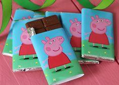 Chocolates Peppa Pig