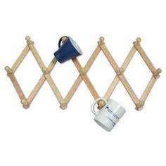 Three Tier Metal Frame Cup Rack On Onekingslane Com I Will