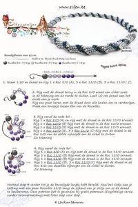 Elfenatelier - Spiral ~ Seed Bead Tutorials