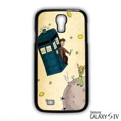 Tardis Doctor Who The Little Prince for Samsung Galaxy S3/4/5/6/6 Edge/6 Edge Plus phonecases