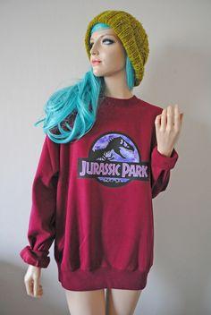 Jurassic Park jumper.