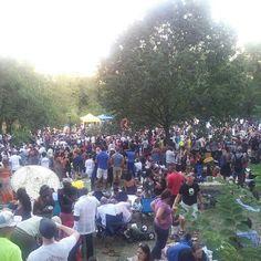 Sundae Sermon (Dance Party) in Morningside Park
