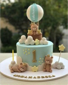 ideas baby boy birthday cupcakes for 2019 cupcakes anniversaire decoration licorne noël recette recipes cupcakes Baby Boy Birthday Cake, 1st Birthday Cakes, Baby Boy Cakes, Babyshower Cake Boy, Baby Cake Smash, Birthday Kids, Torta Baby Shower, Gateau Baby Shower Garcon, Bolo Fack