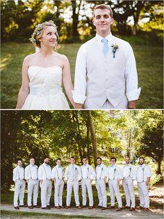 tan groom look @weddingchicks